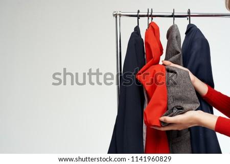 Womens Handicrafts Things Wardrobe Shopping Stock Photo Edit Now
