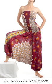 Women's Indian Harem Pants
