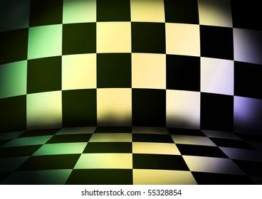 wonderful chess room