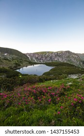 Wonderful Nature Landscape Panorama In The Nocky Mountains Of Carinthia Austria
