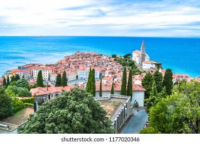 The wonderful Piran, Slovenia