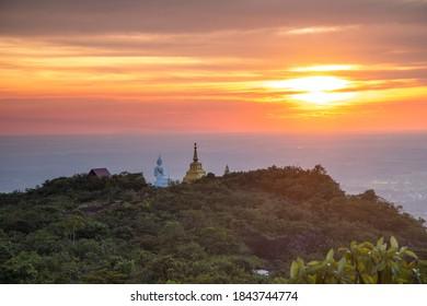 The wonderful sights of Phulangka National Park, Nakhon Phanom Province - Bueng Kan : Thailand