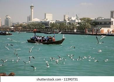 Wonderful voyage by Dubai Creek