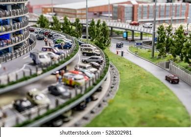 Wonderland - airport parking