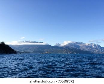 Wonders of Andes - Puerto Rio Tranquilo - Chilean Patagonia