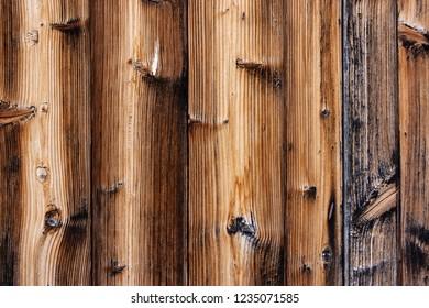 Wood background, dark brown wood texture