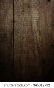 Wood background. Retro wallpaper. Timber texture