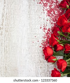 Roses Background Images Stock Photos Vectors Shutterstock