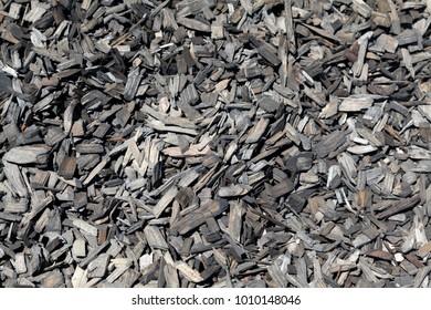 Wood Bark Mulch Chips