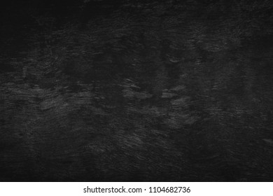 wood black background, dark texture table top view, space gray luxury blank for design