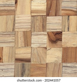 wood block square texture background