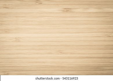 Wood board bamboo panel natural texture background in cream tan white gold color