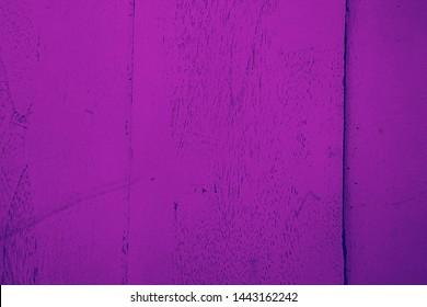Wood board texture in duo-tone magenta