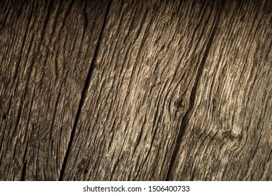 wood board weathered with scratch texture vintage background.