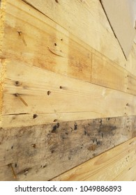 wood boards, texture, pallets, background