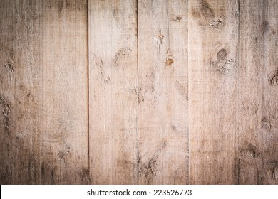 Wood Brown Aged Plank Texture Vintage Background