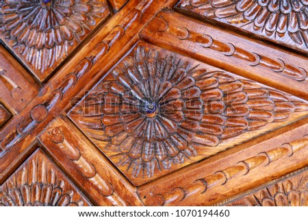 Wood carving patterns stock photo edit now 1070194460 shutterstock