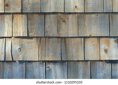 wood cedar shingles background texture exterior wall rustic architecture