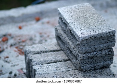 Wood, cement, aggregates, metals, bricks, concrete, clay are the most common type of building material used in construction.