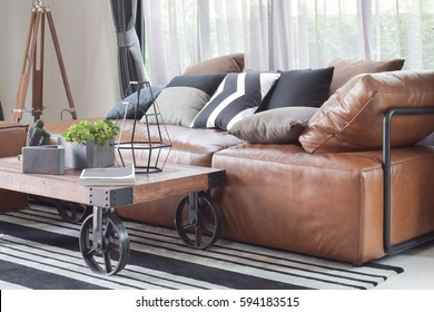 Leather Sofa Modern Images Stock Photos Vectors Shutterstock