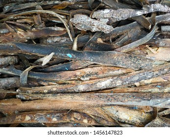 wood chips for fire kindling