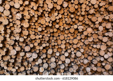 Wood chopped background texture for wallpaper