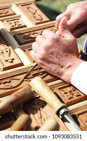 wood desing carving