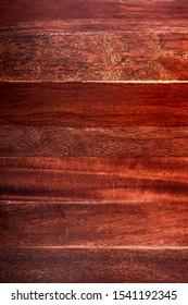 Wood floor plank textured background top view