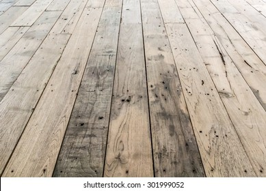 Wood Floor Texture Pattern