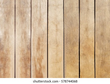Wood floor texture pattern plank surface painted brown sepia wall background