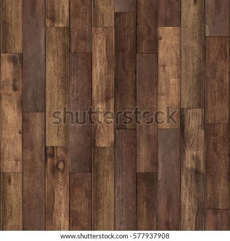 Wood Floor Texture Seamless Planks Background