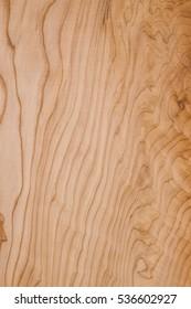 Wood grain of cedar board