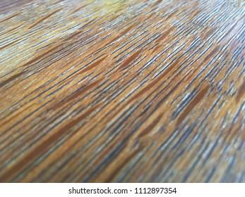 Wood grain table top
