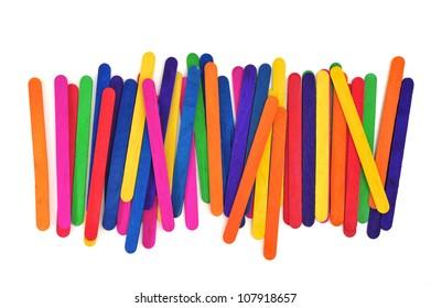 wood ice-cream stick