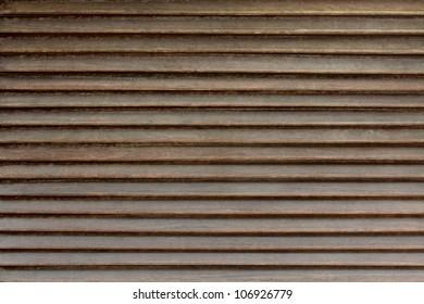 wood lath background