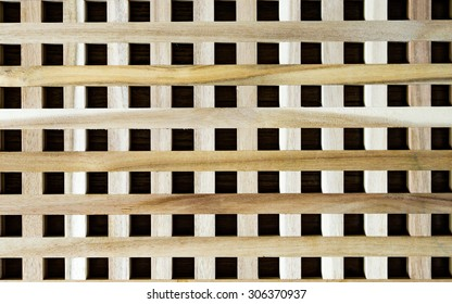 wood laths