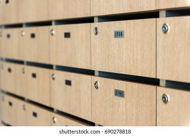 wood mailbox pattern