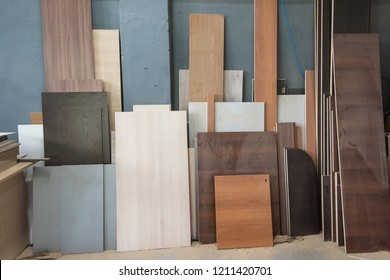 Wood materials for processing and furniture production