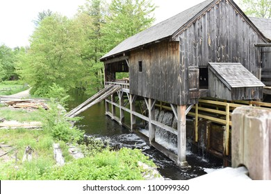 Wood Mill Sturbridge Village MA