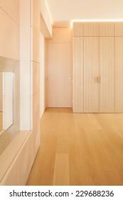 wood, minimal, door,