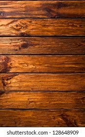 Wood, Old Plank Brown Texture Background.