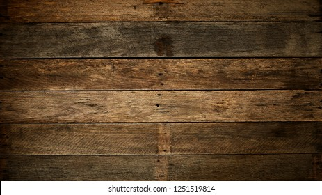Wood old plank vintage texture background. wooden wall horizontal plank natural with pattern for design. great for your design and daylight Summer background. copy space