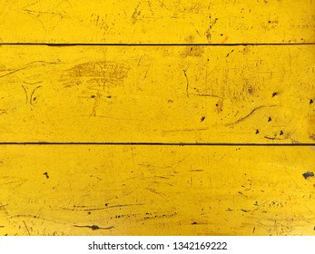 wood old yellow pattern background.