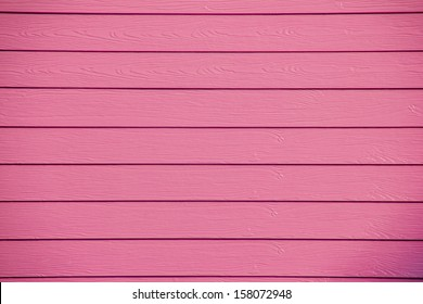 Wood pink background
