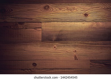 Wood plank background surface with light