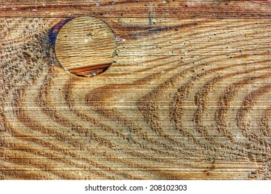 Wood, Plywood Texture and Background in Dramatic Tone