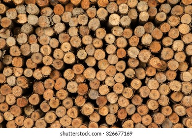 Wood preparation texture
