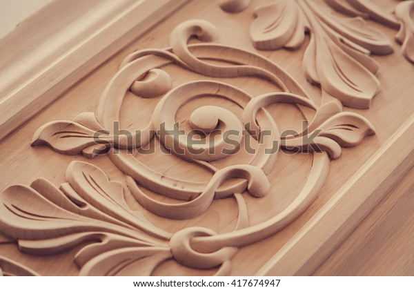Wood processing joinery work wood carving stock photo edit now