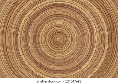 Wood rings texture - wooden background.