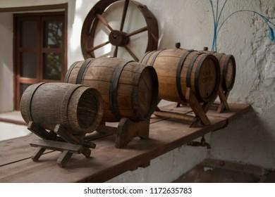 wood rum four barrels old liquor